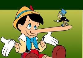 Pinocchio goes Online