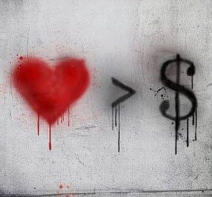 """Can Money Buy You Love""?"